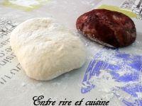 Baguettes viennoises zébrées
