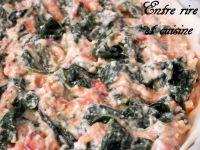 Quiche aux Blettes / Saumon / Lardons fumés et Tofu soyeux