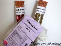 Terrine de Poulet aux Pistaches {rapide et légère}