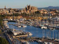 Palma de Majorque, les Baléares, Espagne, son Histoire