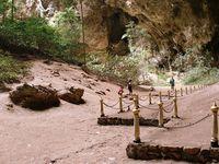 Phraya Nakhon, Les grottes, le Pavillon Kuha Karuhas, Thaïlande