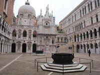 Palais des Doges, Palais Ducal, Venise, Italie, Histoire