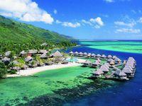Moorea, île du Pacifique, Aimeho, Eimeo,Polynésie Française
