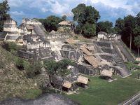 Tikal, une cité Maya imposante, histoire, Guatemala