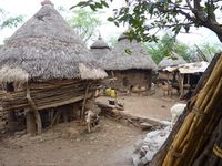 KONSOS , ETHIOPIE.
