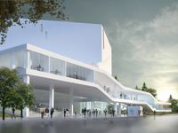 Mashouf Performing Arts Center - Michael Maltzan Architecture