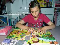 Puzzles Valisettes Janod : Equitation & Secret de princesses