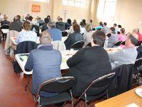 Rencontre annuelle des DP CFDT  à Lens le 16 Avril 2015