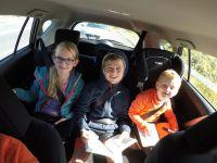 Départ pour un mois de vacances en famille en Nouvelle Zélande