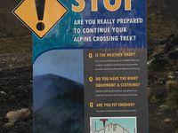 Randonnée sur la Tongariro Alpine Crossing ~ Nouvelle Zélande