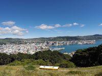 3 jours à Wellington  ~ La Nouvelle Zélande en famille
