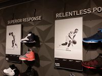 NIKE Jordan Air Store à Hong Kong :  a splendid tribute to an icon star !