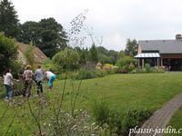 Visite du jardin de Fabienne