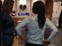 Nouvelle boutique Tess lille, look maman girly