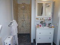 Ma nouvelle salle de bains carreaux de ciment et robinets Grohe promo Isi Sanitaire