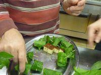 atelier cuisine avec l'ail des ours à l'honneur Hagondange