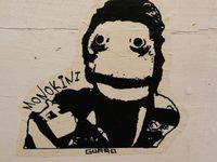 Street Art à Rome