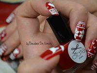 Nail Art - Pull Noel