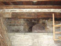 Le four à pain d'Entrevernes, toujours utilisé. Une belle vue depuis les hauteurs de Duingt et une sympathique rencontre pour Bernadette.