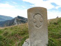 Bornes frontières entre Savoie et Dauphiné.