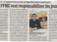 FFMC32 &quot&#x3B; 10 ans &quot&#x3B; (2008) Pour la responsabilisation de tous