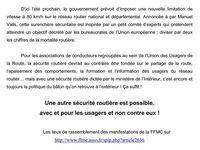 FFMC32 &quot&#x3B; 10 ans &quot&#x3B; (2014) Anniversaire et Manifestation