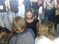 Journée d'actions hier à Moscou contre la loi anti &quot&#x3B;propagande gay&quot&#x3B; vers les mineurs sous le symbole Conchita Wurst