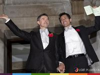 Almost 800 Millions inhabitants concerned by Marriage Equality in the World
