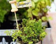 DIY - Etiquettes pour jardin