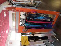 Mini Boutique ezabel au sein d'un Club de Fitness
