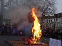 et comme à chaque fois, PETASSOU finit toujours par brûler !!!