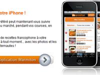 Choix d'applications pour cuisiner: