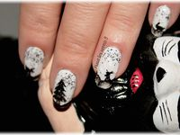 China glaze there is snow one like you ( resultats et giveway)