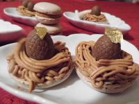 Macarons de Pâques