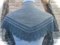 Best Friend Shawl