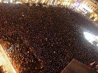 Paris, Lyon, Toulouse… plus de 10.000 personnes sont descendues dans les rues pour marquer leur solidarité avec l'hebdomadaire satirique