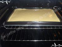 Biscuit roulé poires chocolat