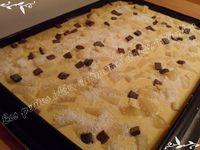 Bouchées fondantes ananas / noix de coco / chocolat