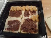 Un croque tablette aux fruits