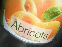 Charlotte royale express et légère à l'abricot