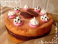 Cheesecake magique