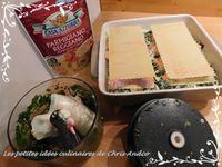 Lasagnes au saumon, épinards &amp&#x3B; fromage frais de Thierry Marx