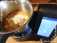 Risotto chorizo &amp&#x3B; poivron rouge