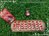 Tartelette dacquoise aux fraises