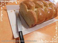 Hot dog aux fraises et caramel au beurre salé