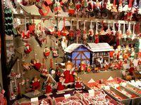 Les marchés de Noël en Alsace
