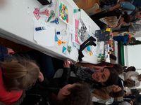 Les accueils périscolaires au Festival du livre de jeunesse et de bande dessinée