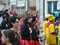 Carnaval 2016: Batucadas pour les CM1/CM2