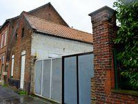 La supposée maison du couple Rostkowski (actuel n°53 rue du Général Delestraint) à Aniche - Photos : 30 janvier 2016.