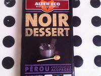Moelleux chocolat choco orange et noix de pécan .